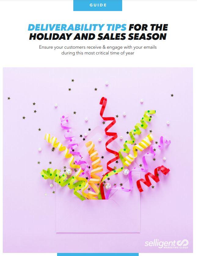holiday season deliverability front cover EN